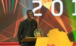 Sadio Mane Dinobatkan sebagai Pemain Afrika Terbaik 2019