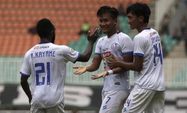 Dua Penyerang Menyusul Pamit dari Arema FC