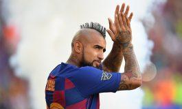Saingi Inter, MU Ikutan Ingin Boyong Vidal dari Barcelona