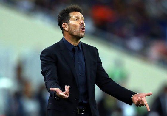 Hempaskan Barcelona, Simeone Ingin Aletico Tampilkan Performa Serupa Saat Jumpa Madrid
