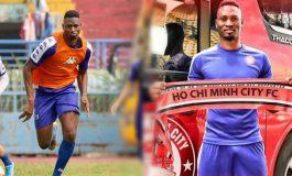 Didepak PSM Makassar, Amido Balde Berlabuh di Klub Vietnam