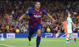 Luis Suarez Absen dari Barcelona Selama 4 Bulan