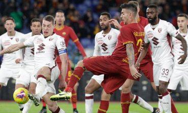 Hasil Pertandingan AS Roma vs Torino: Skor 0-2