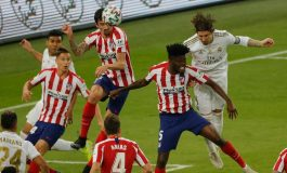 Hasil Pertandingan Real Madrid vs Atletico Madrid: Skor 0-0 (4-1)
