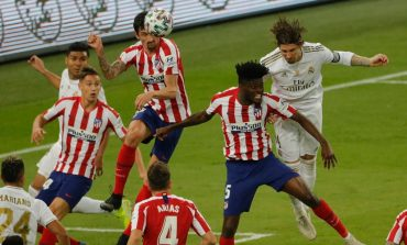 Hasil Pertandingan Real Madrid vs Atletico Madrid: Skor 0-0 (4-1)