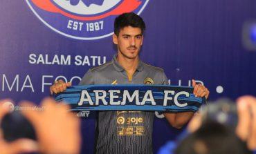 2 Pemain Asing Arema FC Ternyata Belum Mendapat Pengesahan PT LIB
