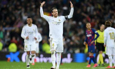 Unggul Satu Poin, Real Madrid di Atas Angin
