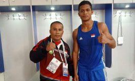2 Petinju Indonesia Makin Dekat ke Olimpiade 2020