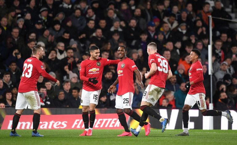 Manchester United Sedang On Fire