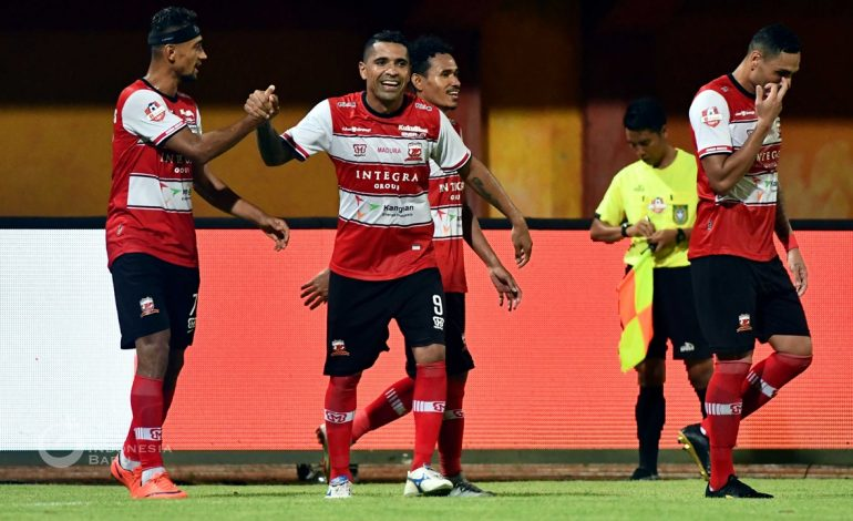 Madura United Tak Mau Remehkan Bali United