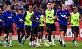 Manchester United Resmi Stop Latihan Resmi