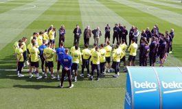 Modifikasi Latihan ala Barcelona selama Masa Isolasi