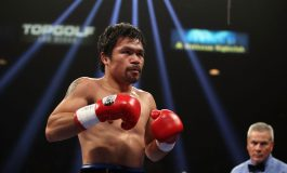 Surat Karantina Bocor ke Media, Manny Pacquiao Murka