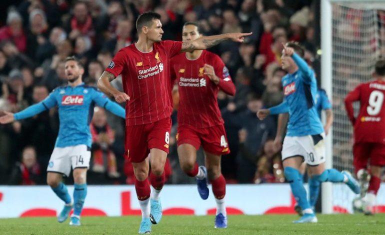 Arsenal Ingin Bajak Dejan Lovren dari Liverpool