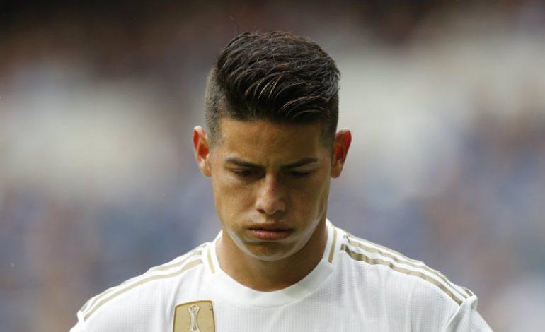 Arsenal Bakal Habis-habisan Kejar James Rodriguez