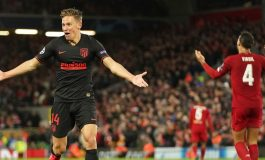 Hasil Pertandingan Liverpool vs Atletico Madrid: Skor 2-3 (Agg. 2-4)