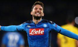 Dries Mertens Dirayu Inter Milan untuk Meninggalkan dari Napoli