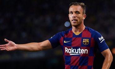 Arthur Melo Kembali Tegaskan Tak Akan Tinggalkan Barcelona