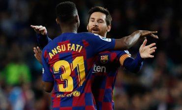 Juventus Inginkan Ansu Fati, Barcelona Katakan Tidak!