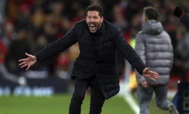 Simeone Bantah Atletico Menang Atas Liverpool Karena Faktor Keberuntungan