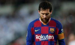 Lionel Messi Curhat Soal Ketidakpastian di Masa Pandemi Virus Corona