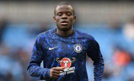 Sempat Bolos, Kini N'Golo Kante Sudah Berlatih di Chelsea