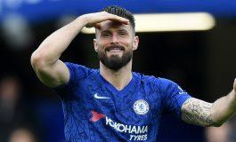 Ini Janji Frank Lampard yang Bikin Giroud Bertahan di Chelsea