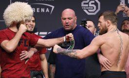 UFC Penuhi Keinginan McGregor Bertarung Lawan Khabib