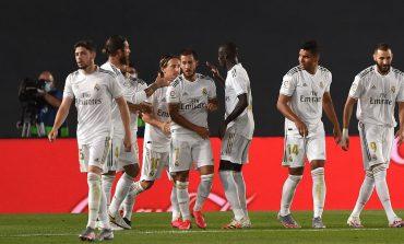Kalahkan Sociedad, Real Madrid Depak Barcelona dari Puncak Klasemen