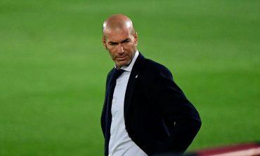 Zinedine Zidane Tak Mau Terlalu Lama Jadi Pelatih