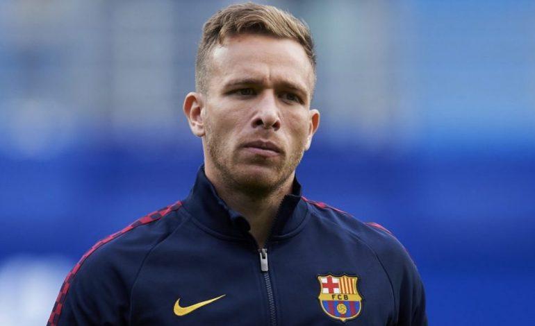 Resmi, Barcelona Jual Arthur Melo ke Juventus