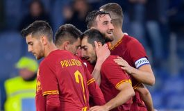 Hasil Pertandingan AS Roma vs Sampdoria: Skor 2-1