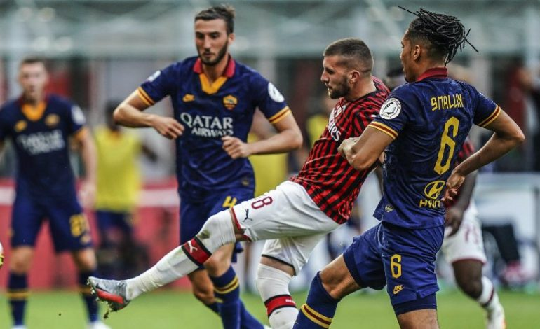 Kemenangan AC Milan Merupakan Hadiah dari AS Roma, Kok Bisa?