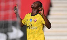 Man of the Match Southampton vs Arsenal: Eddie Nketiah