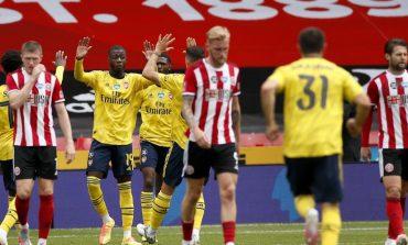 Hasil Pertandingan Sheffield United vs Arsenal: Skor 1-2