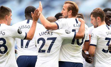 Pesta Gol atas Leicester, Tottenham Dekati Zona Liga Europa