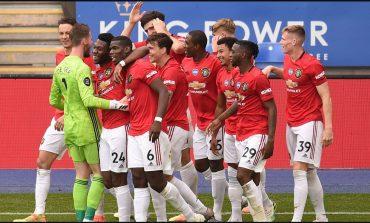 MU Masuk Liga Champions, Leicester Terlempar ke Liga Europa