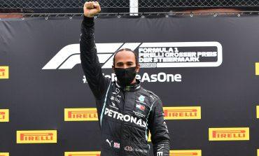 Hasil GP Styria 2020: Lewis Hamilton Juara, Duo Ferrari Tabrakan