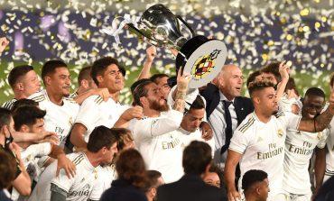Menang Atas Villarreal, Real Madrid Juara La Liga 2019/2020