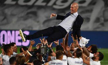 Ini Koleksi Trofi yang Diberikan Zidane untuk Real Madrid