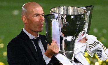 Lupakan Liga Champions, Zinedine Zidane Lebih Suka Juara La Liga