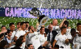 Tanpa Arak-arakan, Real Madrid Rayakan Titel La Liga dengan Makan Malam