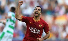 AS Roma Perpanjang Masa Peminjaman Henrikh Mkhitaryan