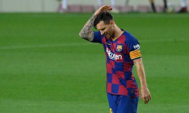 Barcelona Gagal Juara, Netizen Minta Messi Ikuti Jejak Ronaldo