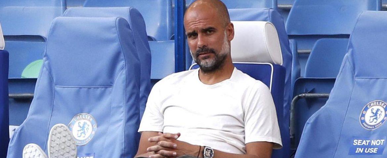 Pep Guardiola Sudah Terlanjur Sakit Hati dengan Jadon Sancho