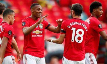 Hasil Pertandingan Manchester United vs Southampton: Skor 2-2