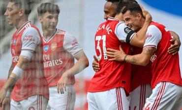 Hasil Pertandingan Arsenal vs Norwich: Skor 4-0