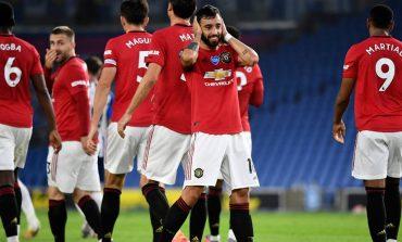 Hasil Pertandingan Brighton vs Manchester United: Skor 0-3