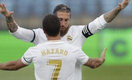 Absen pada Pertandingan Terakhir Real Madrid, Eden Hazard Cedera Lagi?