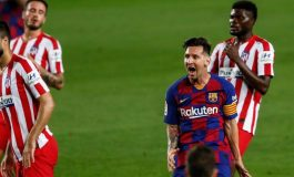 Hasil Pertandingan Barcelona vs Atletico Madrid: Skor 2-2